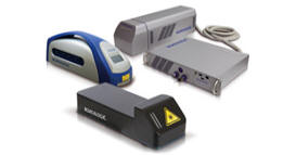 Laser marking machines for product identification and traceability