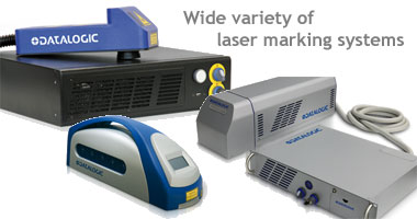 Family of laser markers